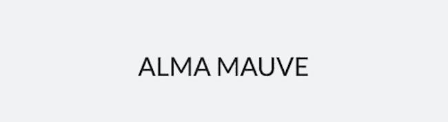 Alma Mauve
